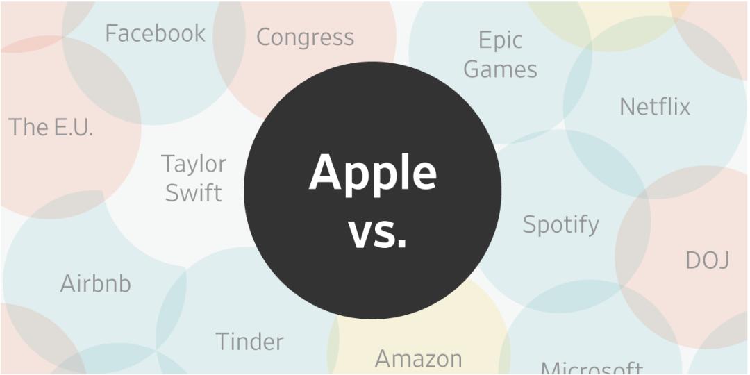 群英战苹果?苹果回馈开发者1亿美元!但超半数开发者只能拿到不到500美元