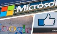 科技巨头财报来袭:再创新高的谷歌、微软,和徘徊在十字路口的Facebook